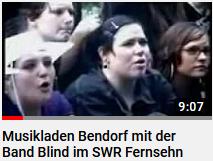 Musikladen Bendorf im SWR Fernsehn
