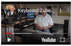 Alois Mueller ueber uns, der Keyboardguru fuer Korg und Yamahakeyboards